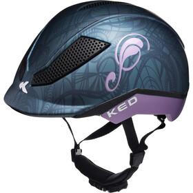 KED Pina - Casco de bicicleta Niños - azul
